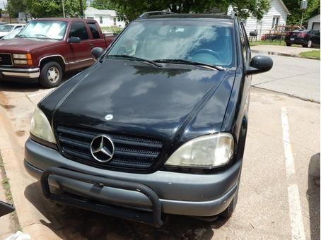 1998 Mercedes ML320